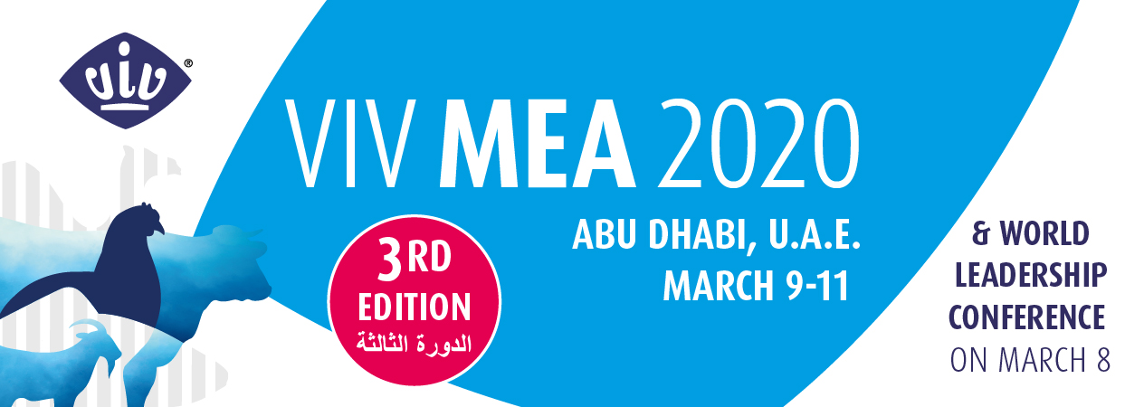VIV MEA Exhibitors and visitors