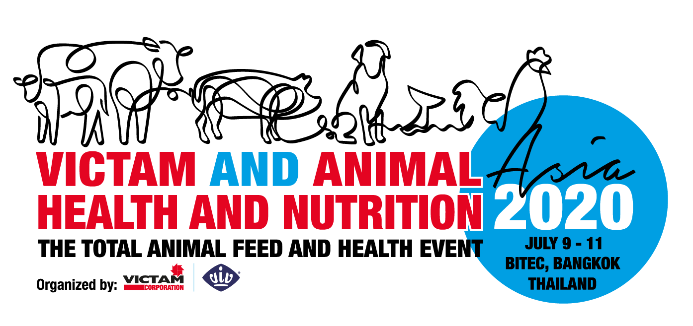 VICTAM and Animal Health and Nutrition Asia 2020, by VICTAM & VIV